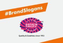 Karachi Bakery Brand Slogans
