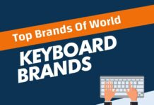 Keyboard Brands in the World