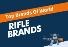 Rifle Brands in the World