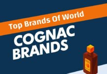 Cognac Brands in the World