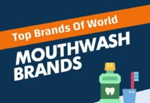 Mouthwash Brands in the World