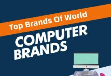 Computer Brands in the World