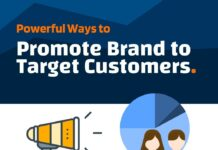 Powerful Ways to Promote Brand to Target Customers