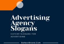 Advertising Agency Marketing slogans