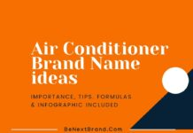Air Conditioner Brand Naming