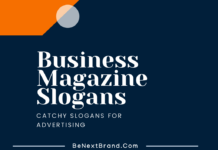 Business Magazine Marketing Slogans