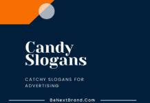 Candy Marketing Slogans