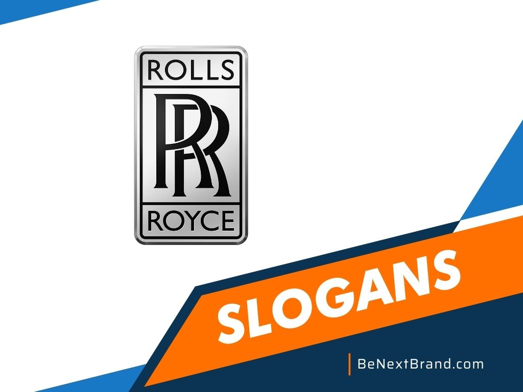 Rolls Royce Brand Slogans