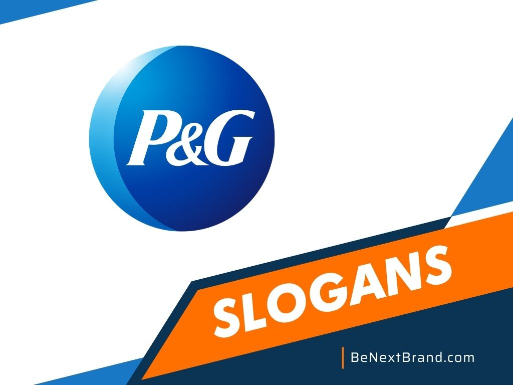 Proctor and Gamble Brand Slogans