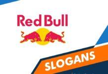 Red Bull Brand Slogans