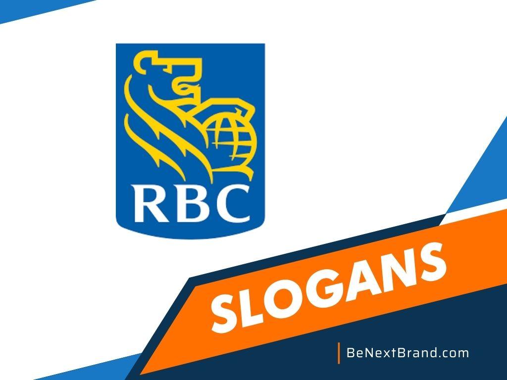 Royal Bank of Canada (RBC) Brand Slogans