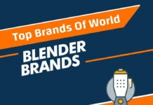 Blender Brands in the World