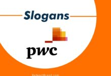 PWC Brand Slogans