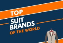 Suit Brands in the World