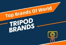 Tripod Brands in the World