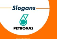 Petronas Brand Slogans