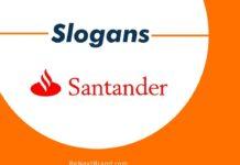 Santander Brand Slogans