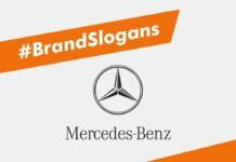 Mercedez Benz Brand Slogans