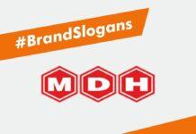 MDH Brand Slogans