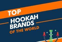 Best Hookah Brands in the World