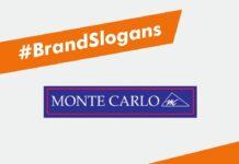 Monte Carlo Brand Slogans