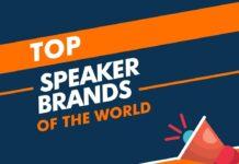 Speaker Brands in World