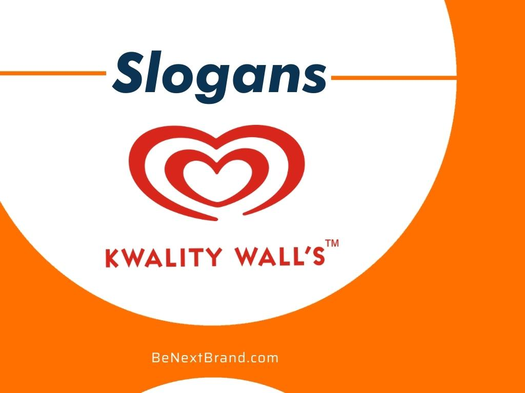 Kwality Walls Brand Slogans