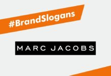 Marc Jacobs Brand Slogans