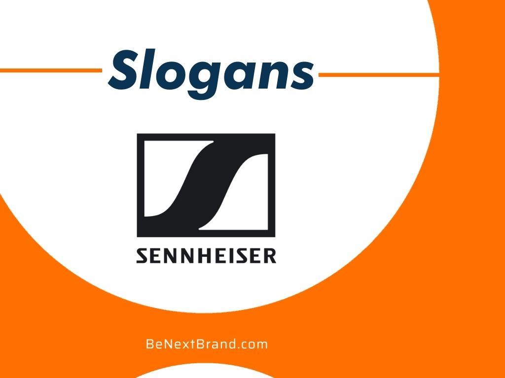 Sennheiser Brand Slogans