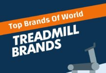Treadmill Brands in the World