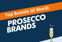 Prosecco Brands in the World
