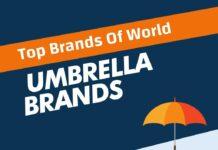 Umbrella Brands in the World