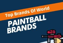 Paintball Brands in the World