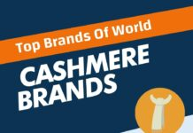 Cashmere Brands in the World