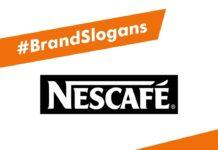 Nescafe Brand Slogans