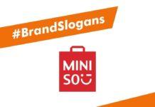 Miniso Brand Slogans