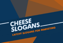 Cheese Marketing Slogans and Taglines