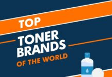 Toner Brands in World
