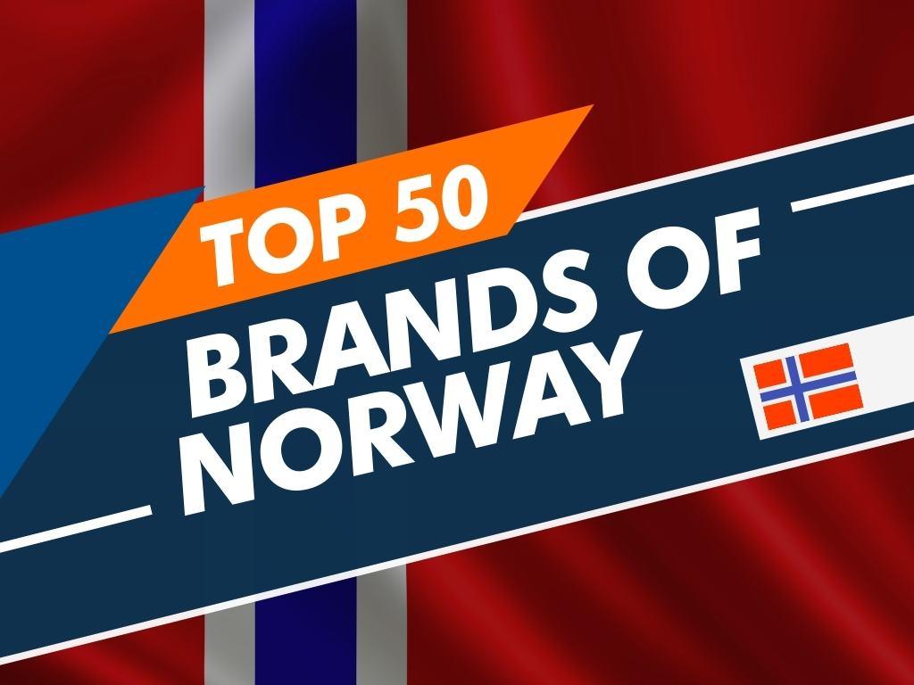 Top 50 Brands Of Norway