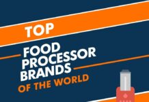 Food Processor brands in the world