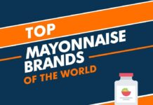 Mayonnaise brands in the world
