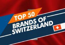 Top Brands Of Switzerland