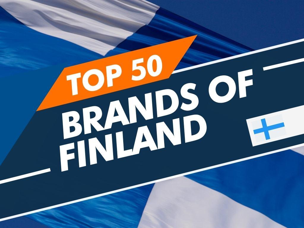 Top 50 Brands Of Finland