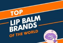 Lip Balm Brands in World