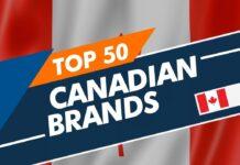 Top 50 Brands Of Canada