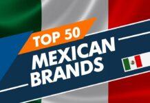 Top 50 Mexican Brands
