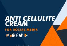 anti cellulite cream captions