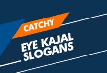 Eye Kajal Marketing Slogans