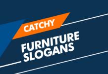 Furniture Marketing Slogans and Taglines