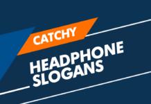 headphone slogans